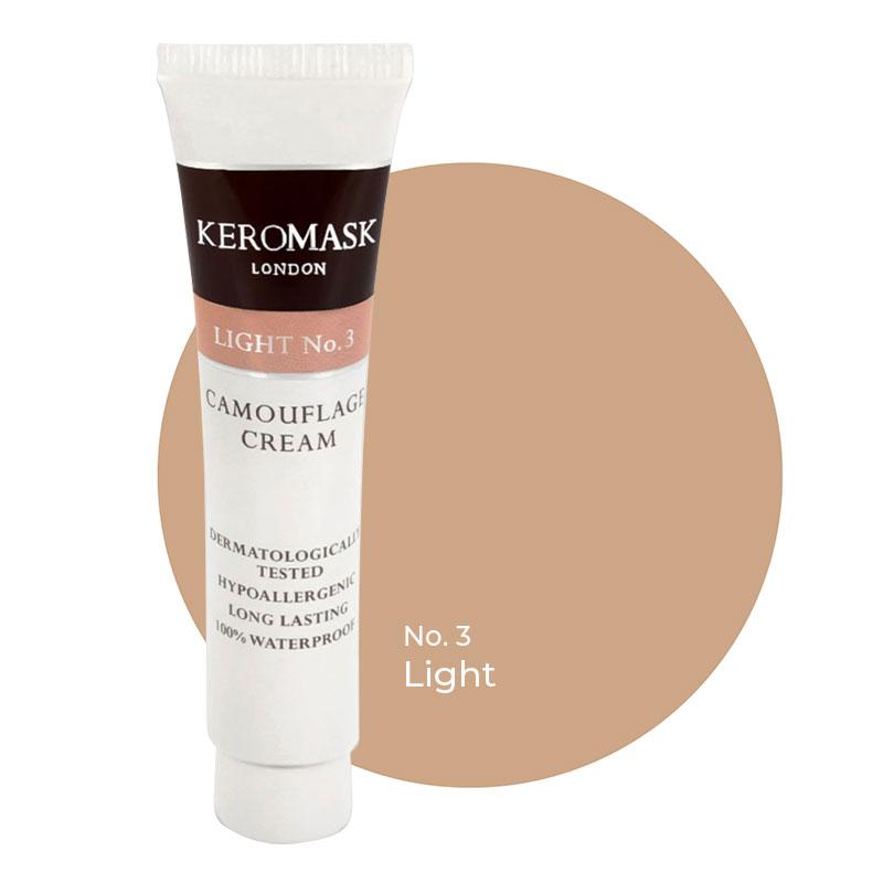 Light Skin Tones New Keromask Sample